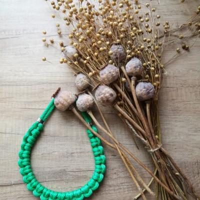 Zelený pletenec