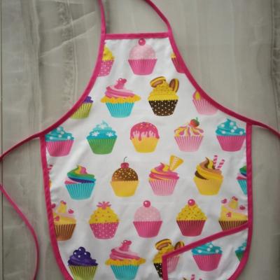 Detská kuchárska zástera