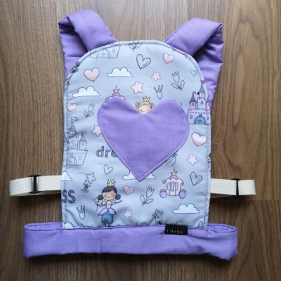 Babynosič pre minimaminky