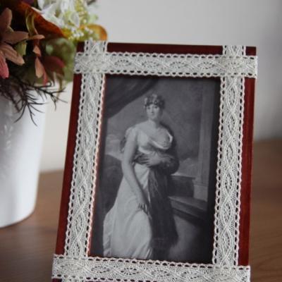 Vintage rámik na fotku - 10x15