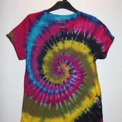 Dámske tričko, L,