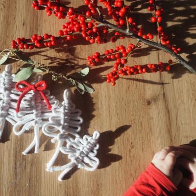 Vianočná ozdôbka FOREST