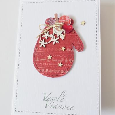 pohľadnica vianočná