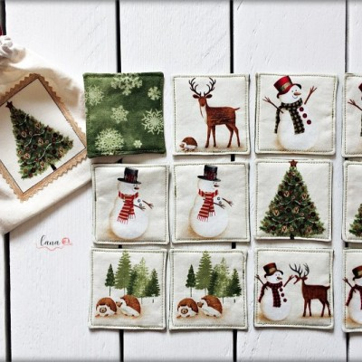 Vianočné pexeso