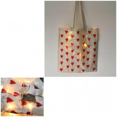 Maľovaná taška