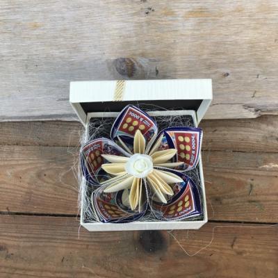 Darčekový box zo žrebov