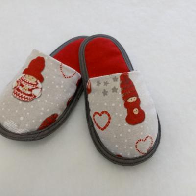 Papuče vianočné