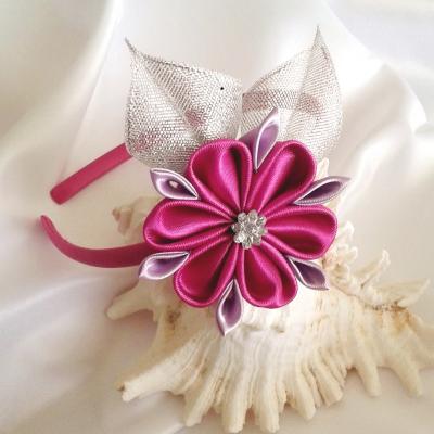 Čelenka pre dievča Kvet