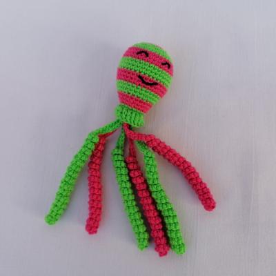 Chobotnička – hrkálka