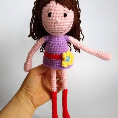 Dlhonohá bábika