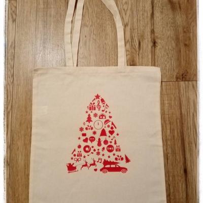 Vianočná taška