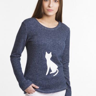 Mikina (motív Cat)