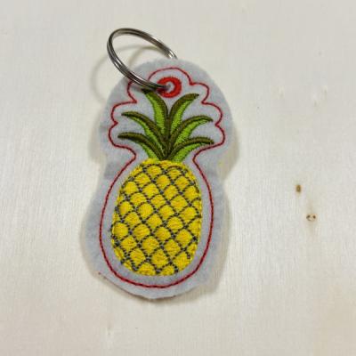 Ananás - Prívesok na kľúče