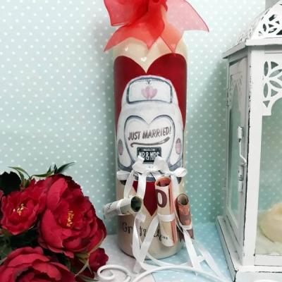 Svadobná fľaša