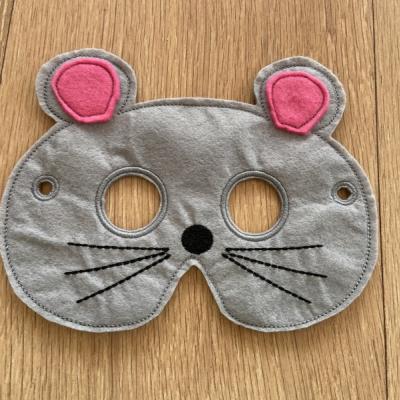 Myška detská karnevalová maska