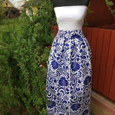 Plesové sukne