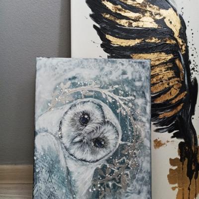 ľadová sova
