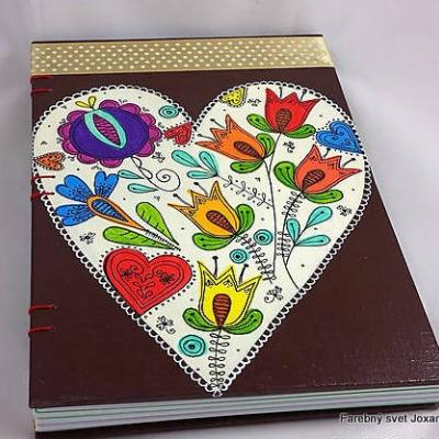 zápisník Zo srdca