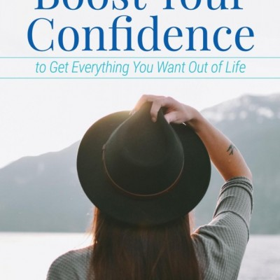 BOOST YOUR CONFIDENCE +Confidence planner