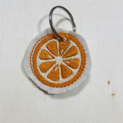 Pomaranč - Prívesok na kľúče
