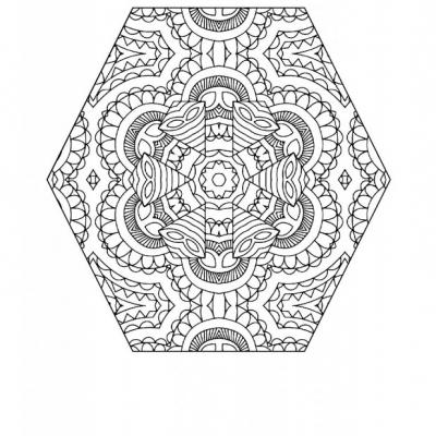 QUILT- 20 mandala shapes