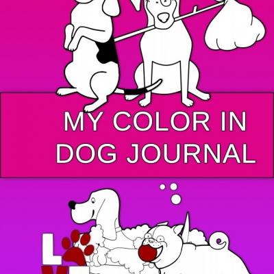 Môj psík - denník