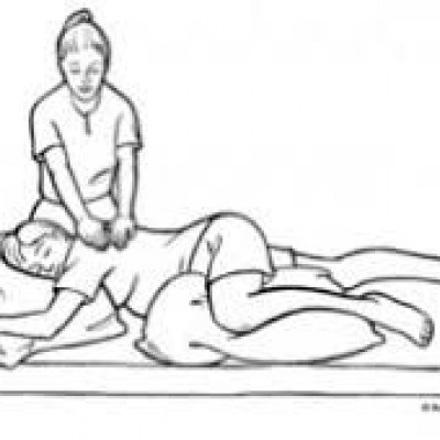 Tehotenské masáže