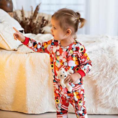 pyžamko cukrík