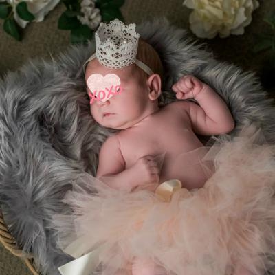Súprava na fotenie pre bábätko/novorodenca