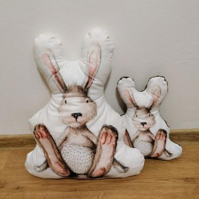 Vankúšik - malý zajko