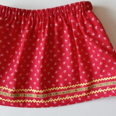 Krojová detská suknička