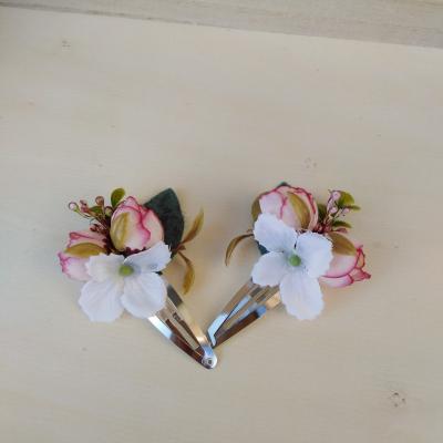 Kvetinové sponky 3