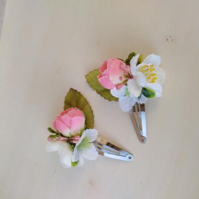 Kvetinové sponky 4
