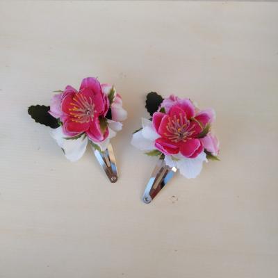 Kvetinové sponky 5