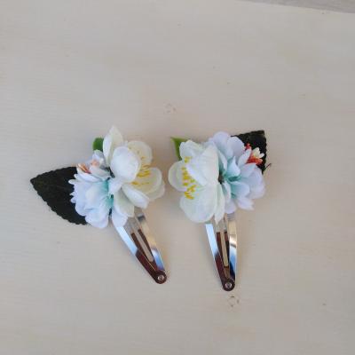Kvetinové sponky 2