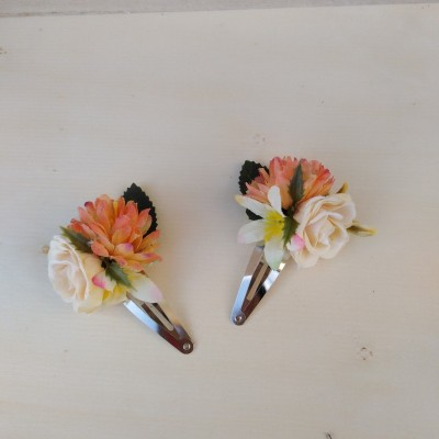 Kvetinové sponky