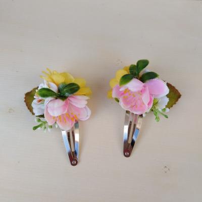 Kvetinové sponky 6