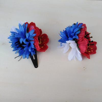 Kvetinové sponky 7