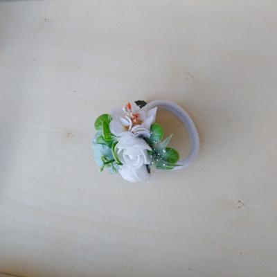 Kvetinová gumička 3