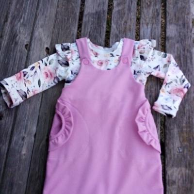 Šatová suknička