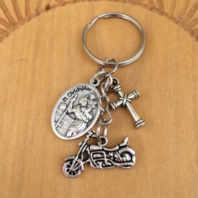 kľúčenka, prívesok na kľúče pre motorkára