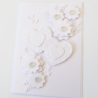 pohľadnica svadobná