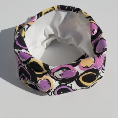 Kúzelný šál - na slnku zmení farbu - Kruhy