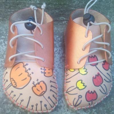 Farbenie mojich topánočiek