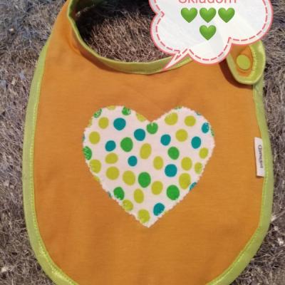 podbradníček Green Heart