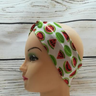 melónová  čelenka