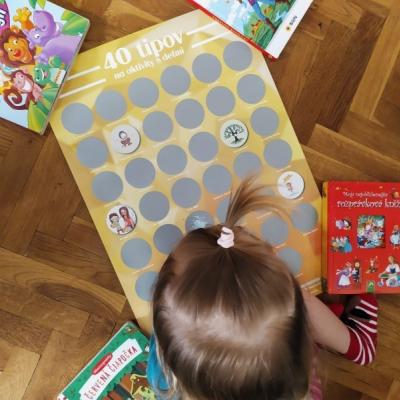Stieracie plagáty: Tipy na aktivity s deťmi
