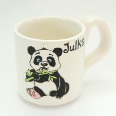 Detský hrnček - panda