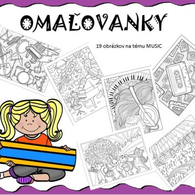 OMAĽOVANKY - music