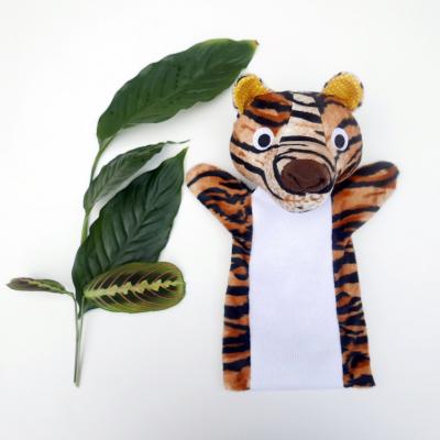 Maňuška tiger